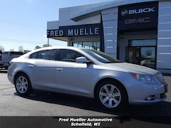 Used 2011 Buick LaCrosse for sale in Schofield