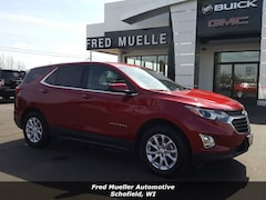 Used 2018 Chevrolet Equinox for sale in Schofield
