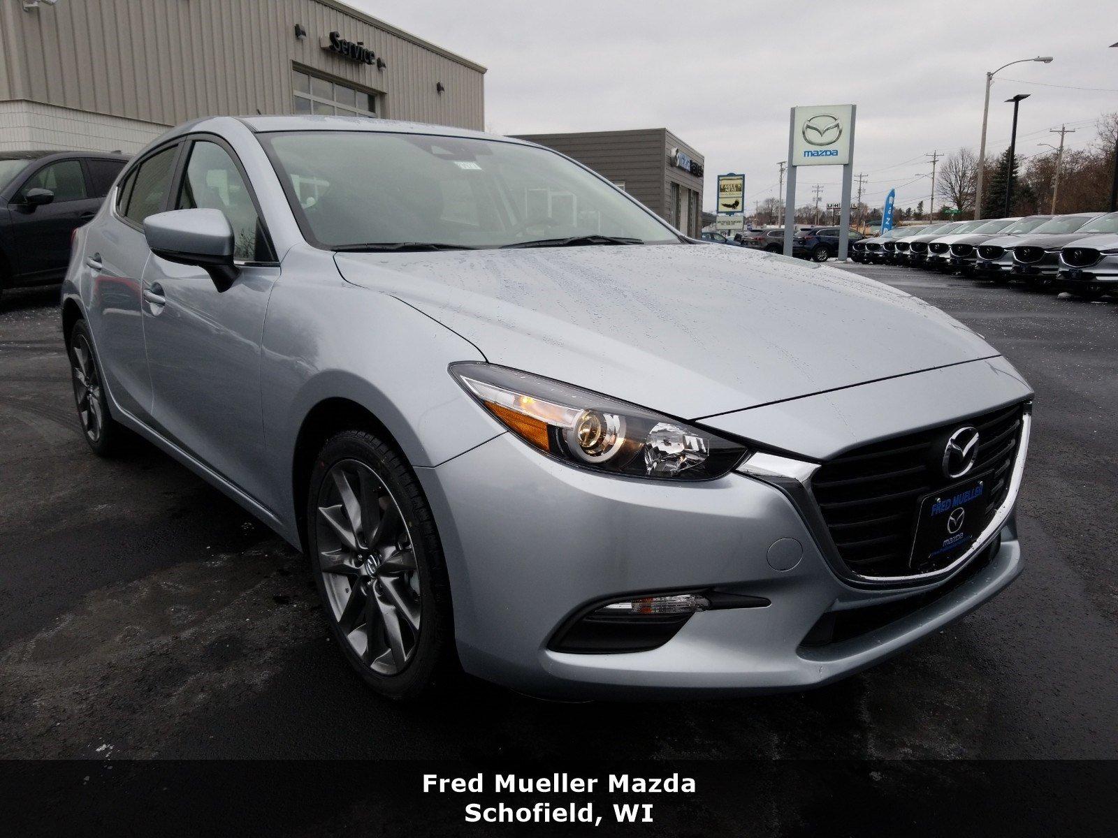 Featured new Mazda vehicles 2018 Mazda Mazda3 for sale near you in Schofield, WI