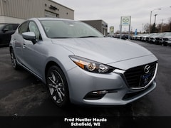 New 2018 Mazda Mazda3 Touring Hatchback for sale in Weston WI
