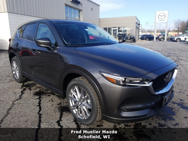 New 2019 Mazda Mazda CX-5 Grand Touring SUV for sale in Weston WI