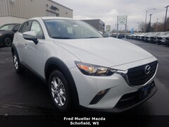 New 2019 Mazda Mazda CX-3 Sport SUV for sale in Weston WI