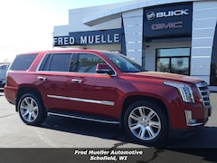 Used 2015 CADILLAC Escalade for sale in Schofield