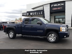Used 2011 Chevrolet Silverado 1500 LT Truck Extended Cab for sale in Weston WI