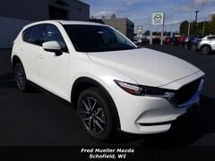 Used 2018 Mazda Mazda CX-5 Grand Touring SUV for sale in Weston WI