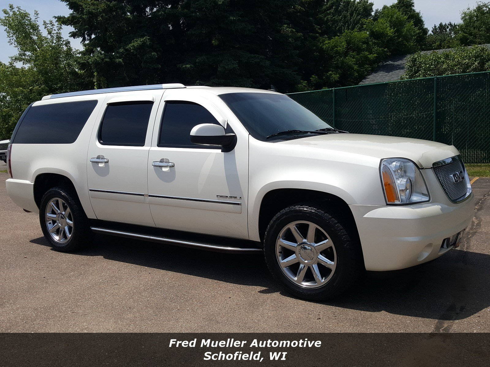 Featured pre-owned vehicles 2010 GMC Yukon XL 1500 Denali SUV for sale near you in Schofield, WI