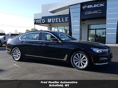 Used 2017 BMW 740i for sale in Schofield