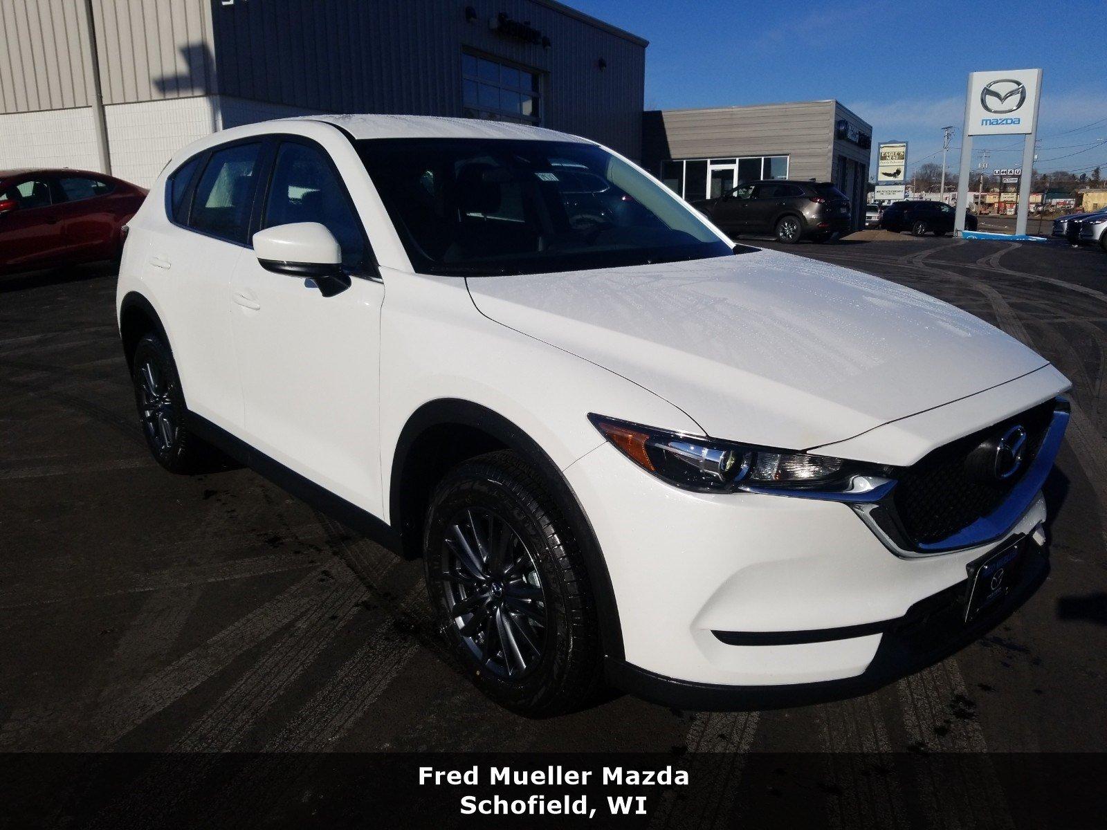 Featured new Mazda vehicles 2019 Mazda Mazda CX-5 for sale near you in Schofield, WI