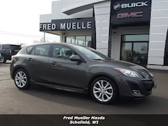 Bargain used cars, trucks, and SUVs 2011 Mazda Mazda3 s Grand Touring Hatchback for sale near you in Schofield, WI