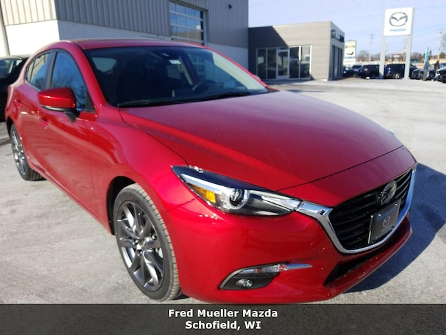 New 2018 Mazda Mazda3 Grand Touring Hatchback for sale in Weston WI