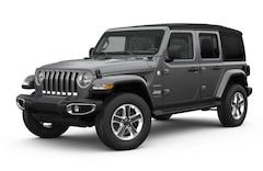 2018 Jeep Wrangler UNLIMITED SAHARA 4X4 Sport Utility in Fredonia
