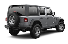 2021 Jeep Wrangler UNLIMITED RHD Sport Utility for Sale in Fredonia NY