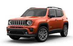 2021 Jeep Renegade ISLANDER 4X4 Sport Utility for Sale in Fredonia NY