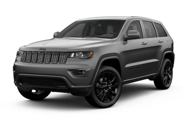 New 2019 Jeep Grand Cherokee ALTITUDE 4X4 Sport Utility in Fredonia