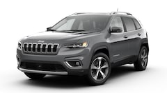 2021 Jeep Cherokee LIMITED 4X4 Sport Utility for Sale in Fredonia NY