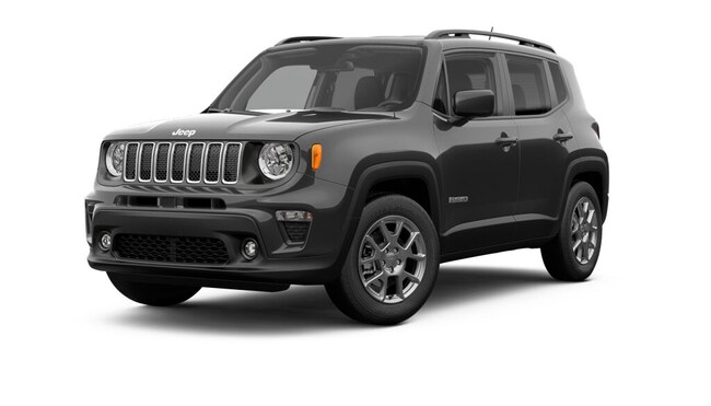 New 2019 Jeep Renegade LATITUDE 4X4 Sport Utility in Fredonia