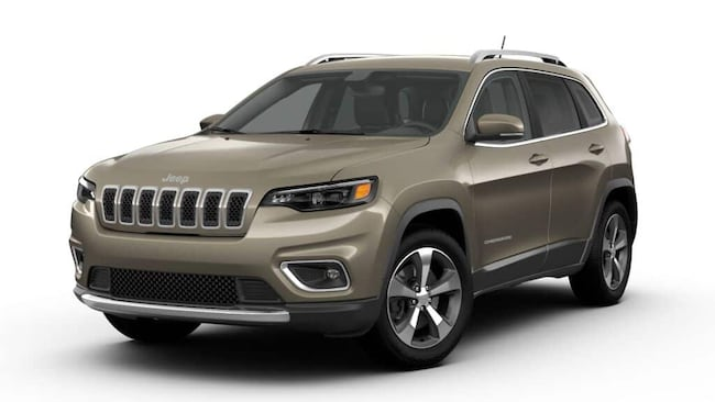 New 2019 Jeep Cherokee LIMITED 4X4 Sport Utility in Fredonia