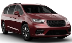 2021 Chrysler Pacifica TOURING L AWD Passenger Van For Sale in Fredonia, NY