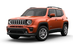 2021 Jeep Renegade LATITUDE 4X4 Sport Utility for Sale in Fredonia NY