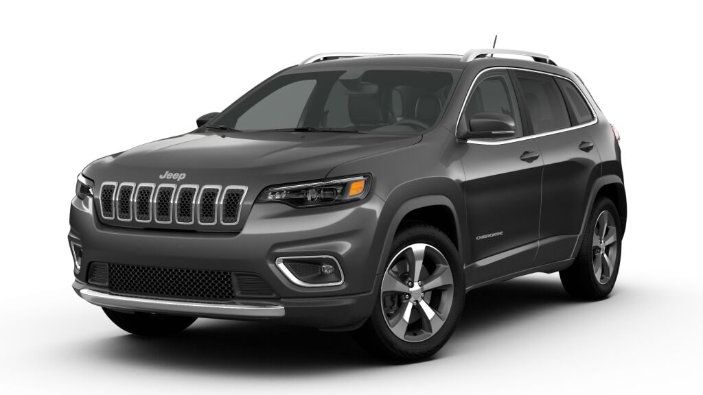 2019 Jeep Cherokee LIMITED 4X4 Sport Utility for Sale in Fredonia NY