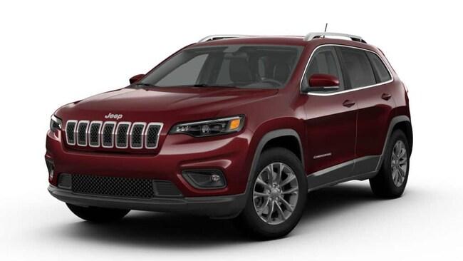 New 2019 Jeep Cherokee LATITUDE PLUS 4X4 Sport Utility in Fredonia