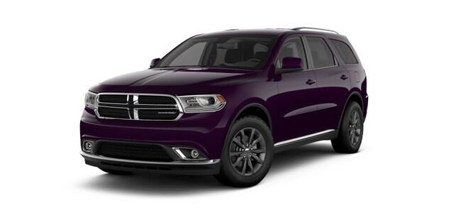 New 2019 Dodge Durango SXT PLUS AWD Sport Utility in Fredonia
