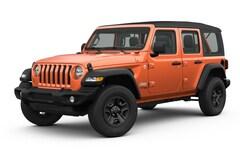 2019 Jeep Wrangler UNLIMITED SPORT 4X4 Sport Utility in Fredonia
