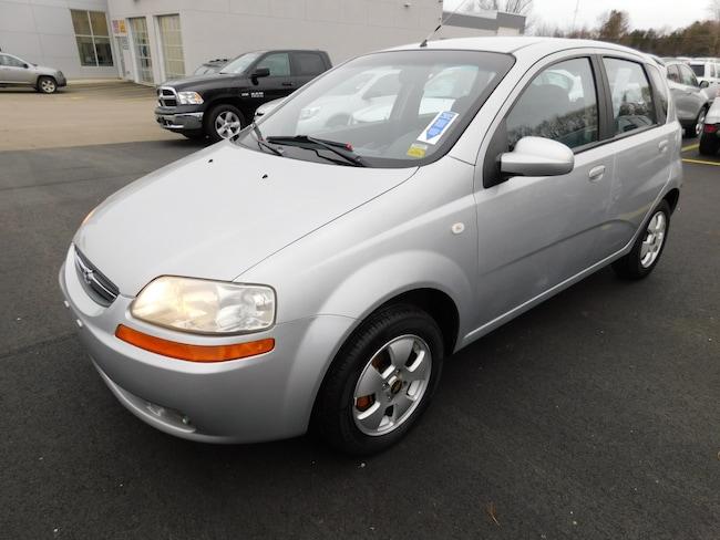 Used 2006 Chevrolet Aveo Hatchback in Fredonia