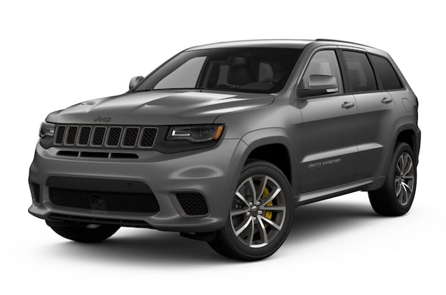 New 2018 Jeep Grand Cherokee TRACKHAWK 4X4 Sport Utility in Fredonia