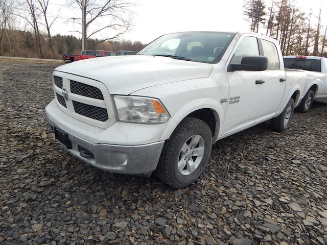 2018 Ram 1500 SLT Truck Crew Cab In Jamestown And Fredonia Area