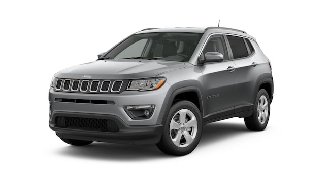 New 2019 Jeep Compass LATITUDE 4X4 Sport Utility in Fredonia