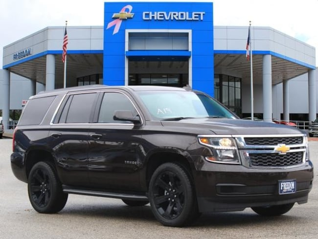 2018 Chevrolet Tahoe LS SUV