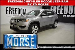 2021 Jeep Compass LATITUDE FWD Sport Utility