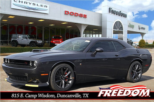 2019 Dodge Challenger R/T SCAT PACK Coupe