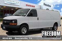 2015 Chevrolet Express 2500 Work Van Van Extended Cargo Van