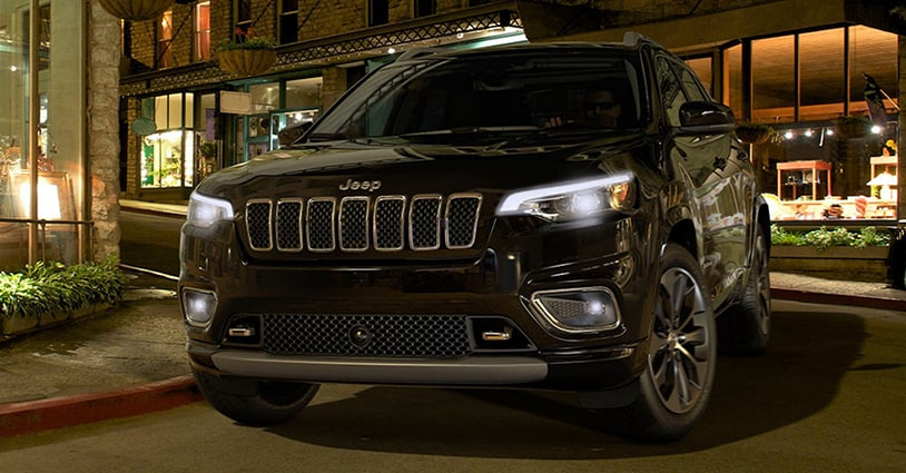 New 2020 Jeep Cherokee Freedom CDJR