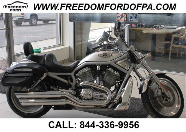 2002 Harley-Davidson V ROD Anniversary Edition Motorcycle