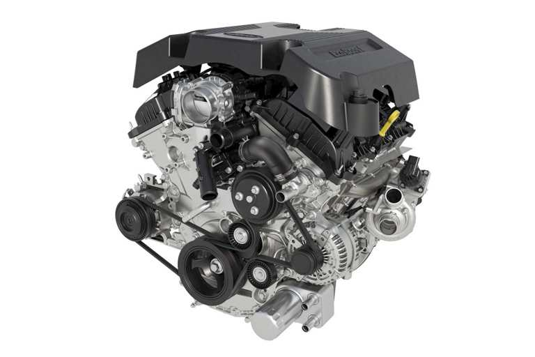 Raptor High output 3.5L Ecoboost