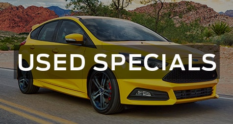 Edmonton used car specials