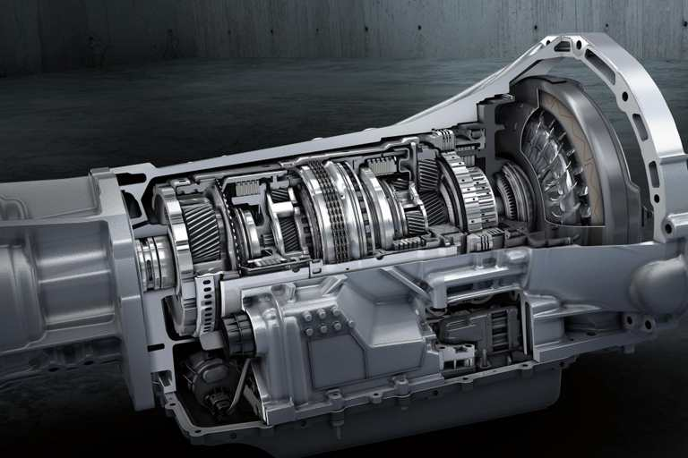 Advanced 10 Speed Automatic transmission