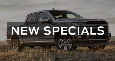 Edmonton New Vehicle Specials