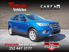 New 2018 Ford Escape SE SUV Havelock, NC