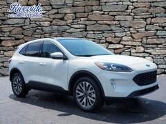 New 2020 Ford Escape Titanium SUV For Sale in Havelock, NC