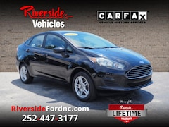 New 2018 Ford Fiesta SE Sedan Havelock, NC