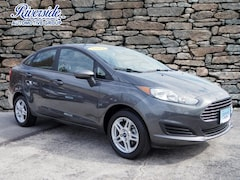 New 2019 Ford Fiesta SE Sedan Havelock, NC