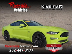 New 2020 Ford Mustang GT Premium Coupe Havelock, NC