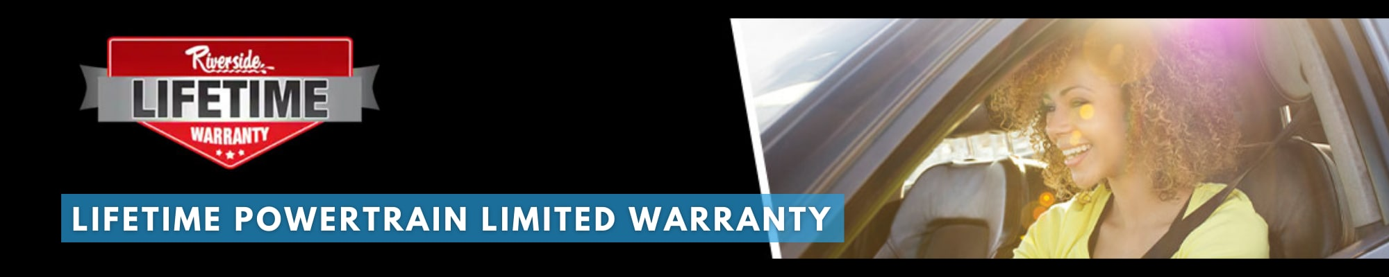 LIFETIME POWERTRAIN LIMITED WARRANTY | Havelock, NC