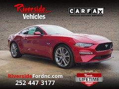 New 2021 Ford Mustang GT Premium Coupe Havelock, NC