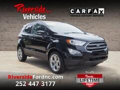 New 2021 Ford EcoSport SE SUV Havelock, NC