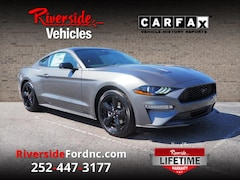 New 2021 Ford Mustang Ecoboost Premium Coupe Havelock, NC